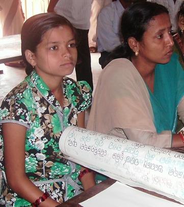 Photo_Rajashree-a distinguished little scientist