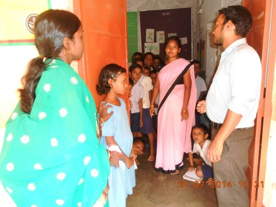 Sulata - Marginalised outof school, readmitted