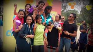 Sports Day Celebration at Udayan Care