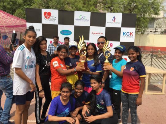 Aadhya Foundation Sports Meet