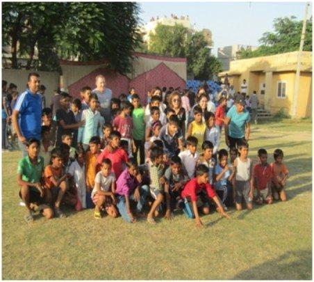 Adidas visit-gurgaon