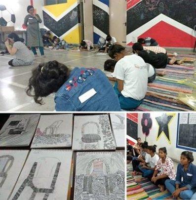 Artreach Workshop
