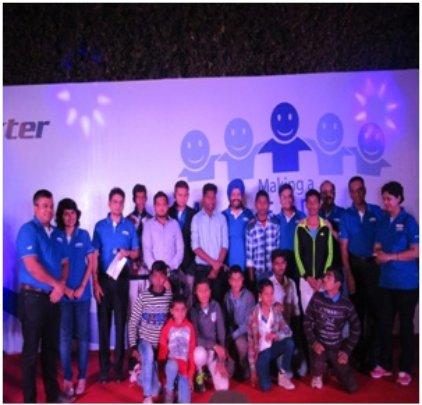 Baxter event-Gurgaon