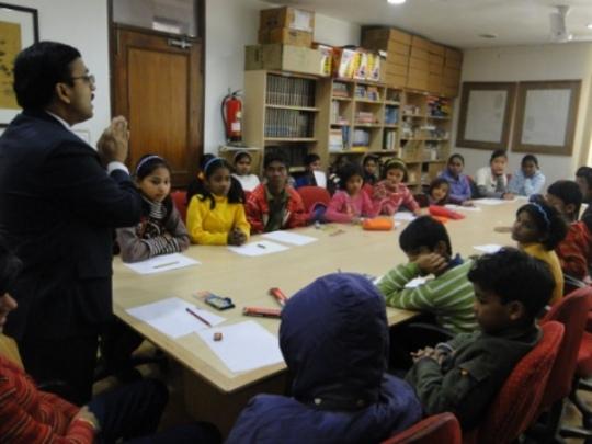 Capacity Building workshop with Dr. Deepak Gupta