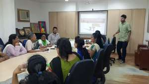 Workshop on Child Participation with caregivers