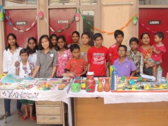 Children-Gift a Smile Carnival by DLF Pramerica