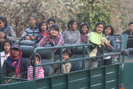 Trip to Ranthambore