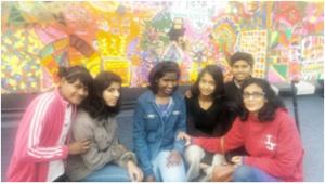 Visit to India Art Fair Exhibition