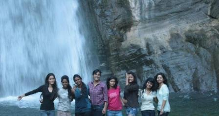 At Kumaon for excursion with Mentor Mother