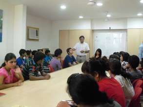 Workshop-Children in session by Dr.Rohit Rajput