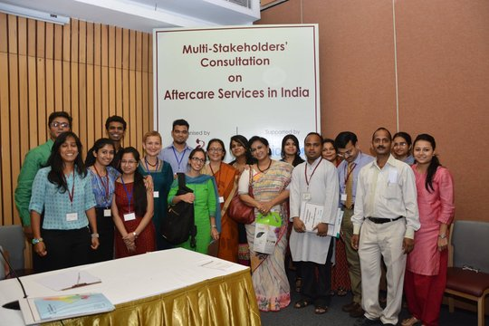 Multi-stakeholder Consultation on After Care