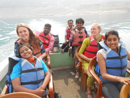 Trip to Rishikesh