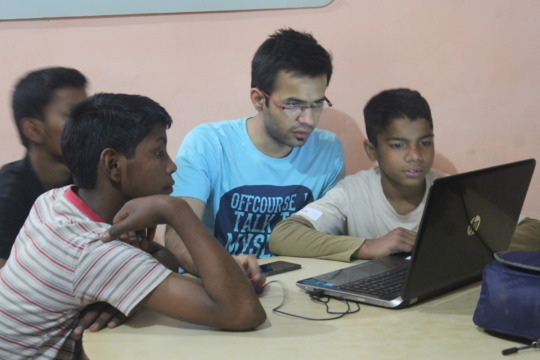 Session by Mandeep and his friends