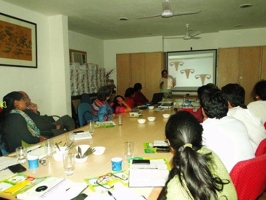 Workshops for the Mentor Parents
