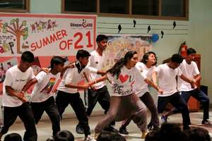 Rock the floor this Summer Camp