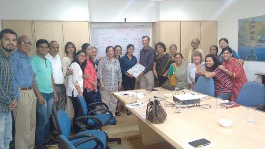 workshop on Team Building