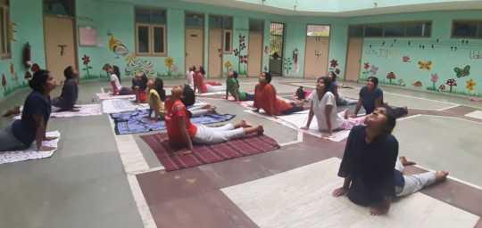 Yoga & Mediation Sessions