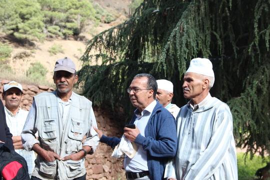 HAF's Si Larbi Didouqen Explains Tadmamt Project