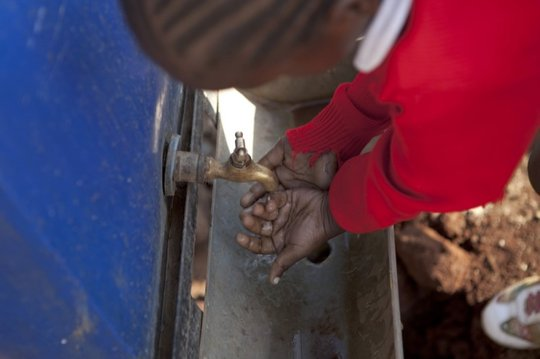 Shining Hope provides clean water to thousands