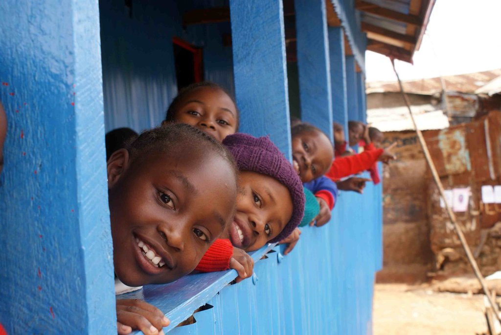 Clean Water for the Kibera School for Girls!