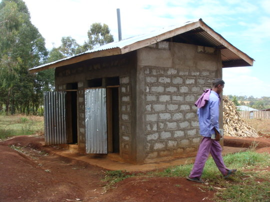 ORBIS to Build and Repair Latrines for Communities