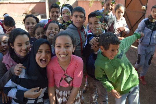 Improve Rural Moroccan Schools: Sami's Project