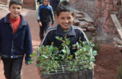 Plant Trees with Moroccan Schools: Sami's Project