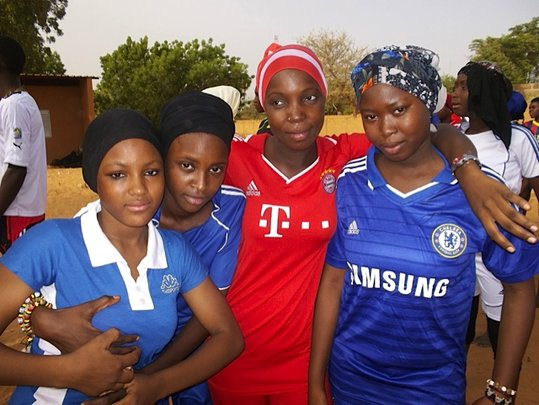 Empower girls in Niger for change via education