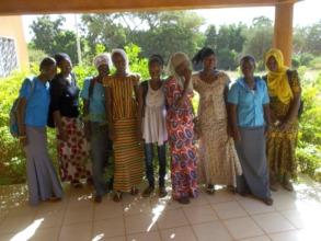 Our future women entrepreneurs!