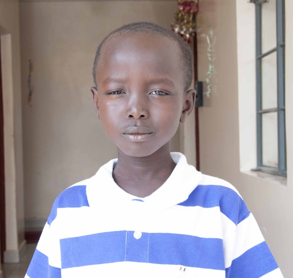 A deportee child Hopeofiriha wishes to have serve