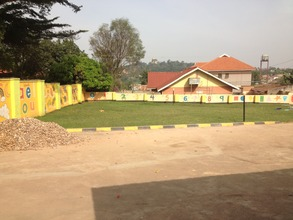One of the play areas