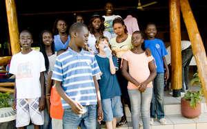 Send 100 Deportee Children In School In Uganda