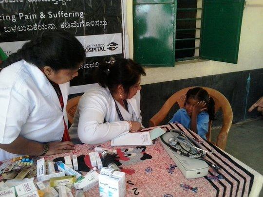 Medical Care for children