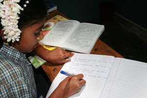 Donate to kids of domlur govt school