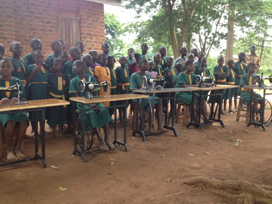Keep 1000 Ugandan Girls in School