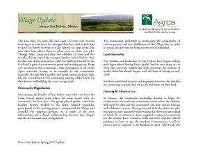 Spring_2007_Village_Update_SanPedrito_Mexico.pdf (PDF)
