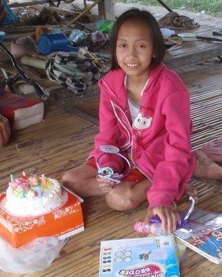 Naamprik's 15th birthday