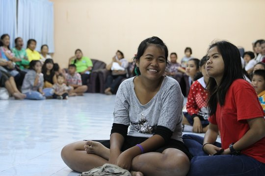 Holistic Care for 450 HIV Positive Thai Families