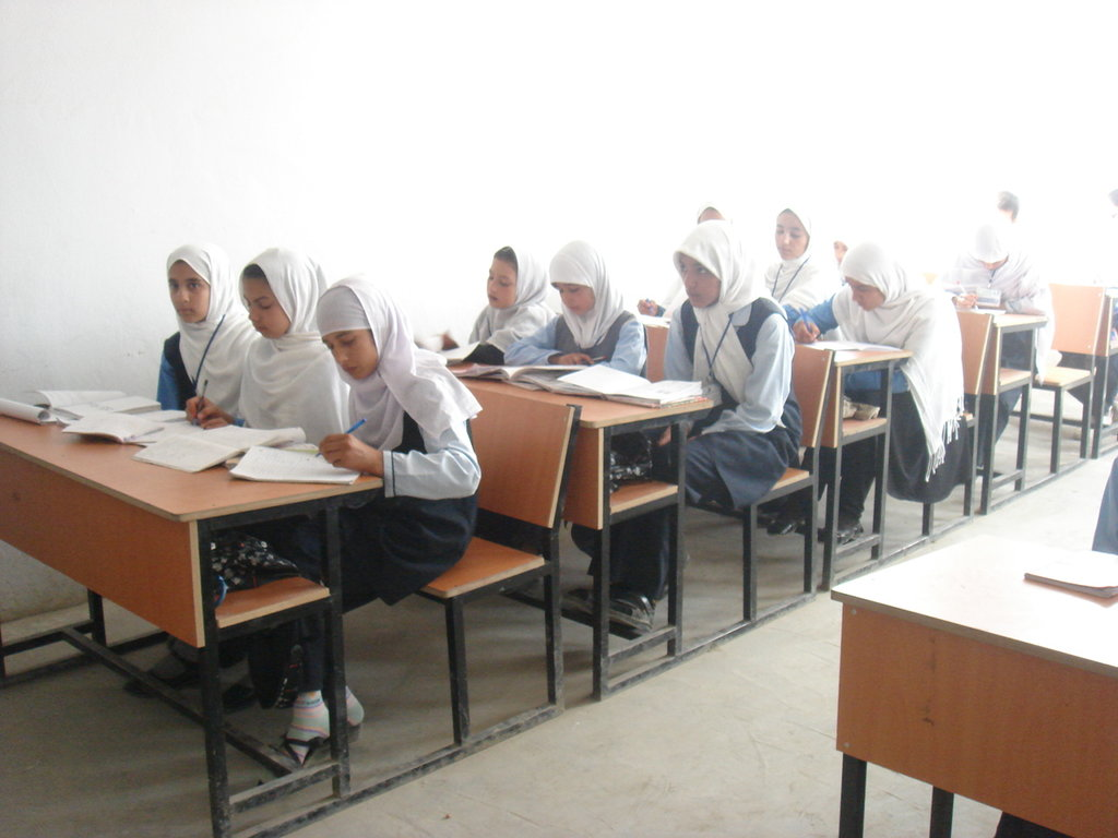 Transform Lives of 70,000 Afghan Adolescent Girls