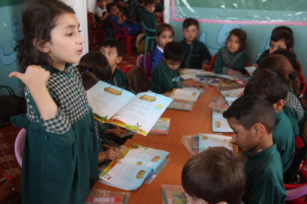 Transform Lives of 70,000 Afghan Adolescent Girls