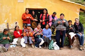 Awamaki's Knitting Cooperative