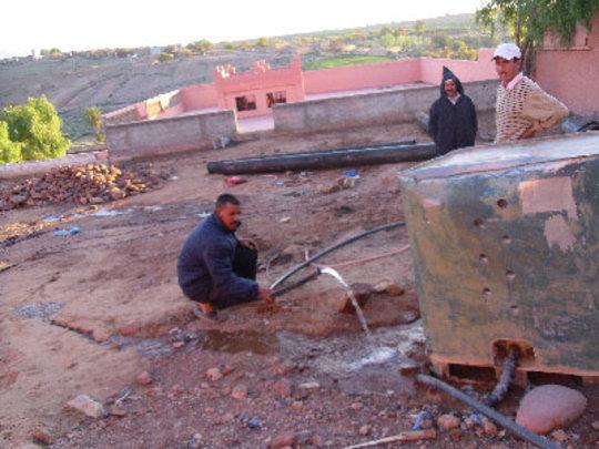 Preparing the Irrigation System