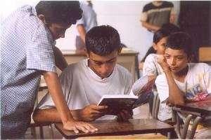 Boys in School