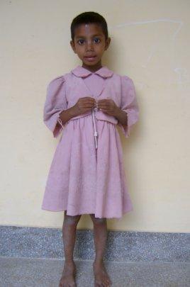Neetu before joining the school