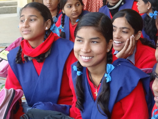 Prevent Child Marriage, Educate 150 Girls in India