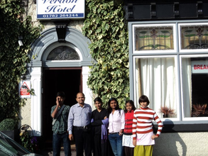 Mithlesh in the UK