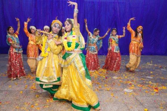 Folk Dance Performance