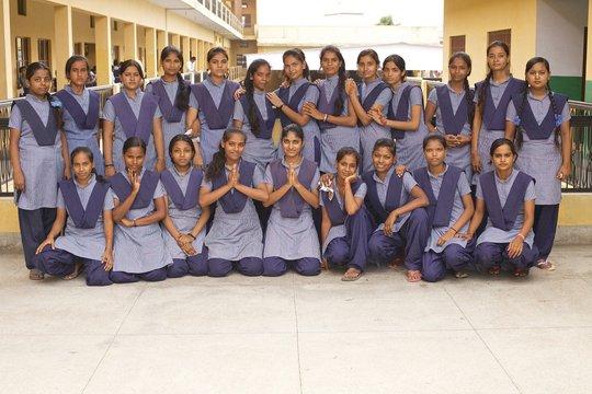 Girls from batch 2015