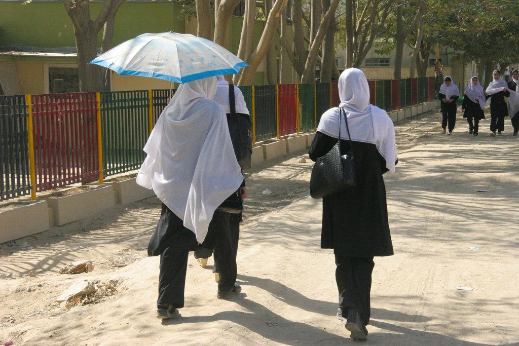 EWP Women on an excursion