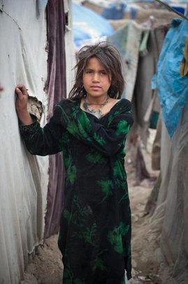 Girl in Afghanistan